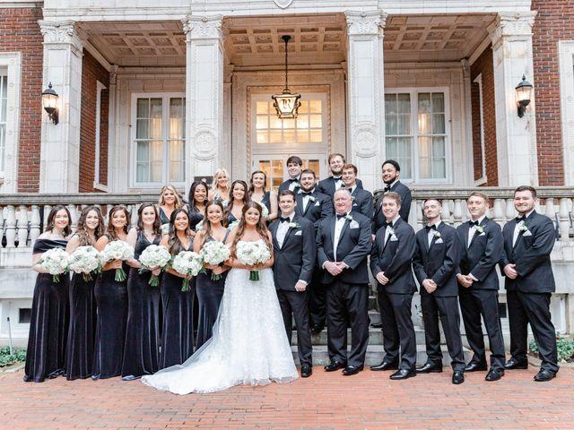Logan and Anne-Marie's Wedding in Birmingham, Alabama 26