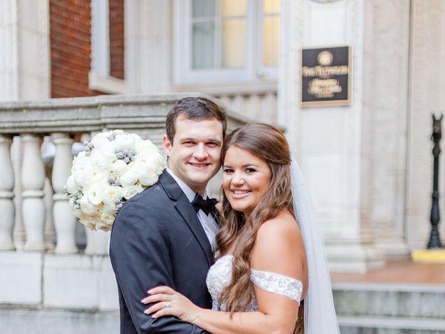 Logan and Anne-Marie's Wedding in Birmingham, Alabama 28