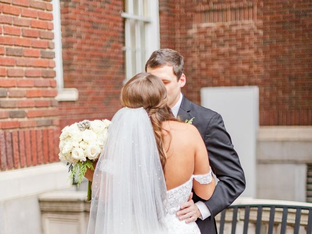Logan and Anne-Marie's Wedding in Birmingham, Alabama 29