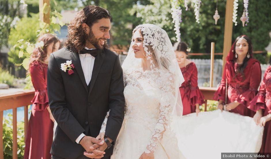 Azmad and Hajar's Wedding in Albany, New York