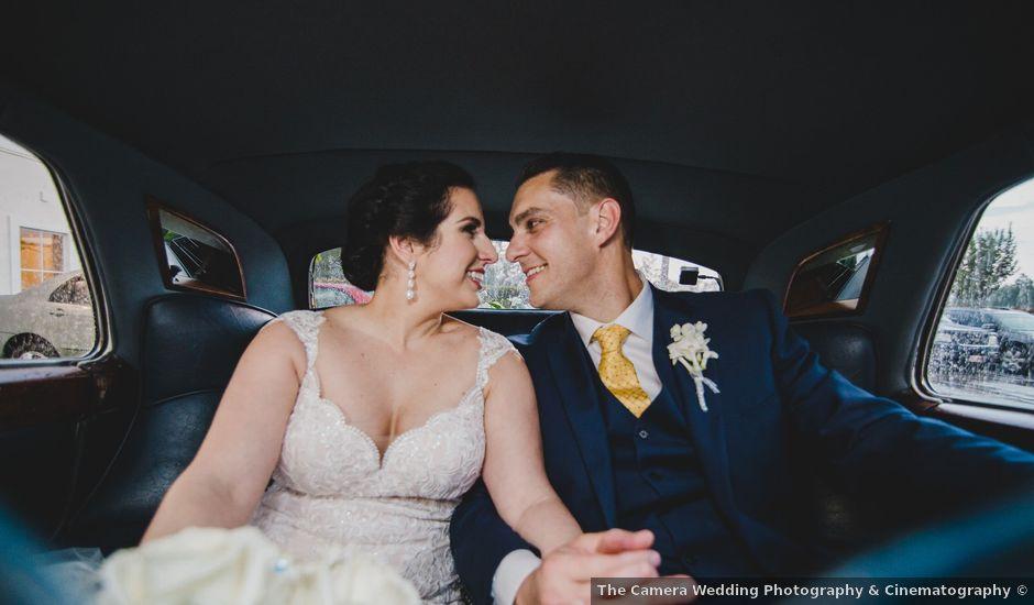 Carlo and Yuselin's Wedding in Miami, Florida