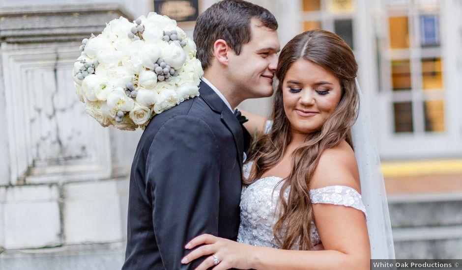 Logan and Anne-Marie's Wedding in Birmingham, Alabama