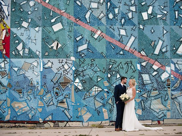 Kyle and Jessica's Wedding in Detroit, Michigan 1