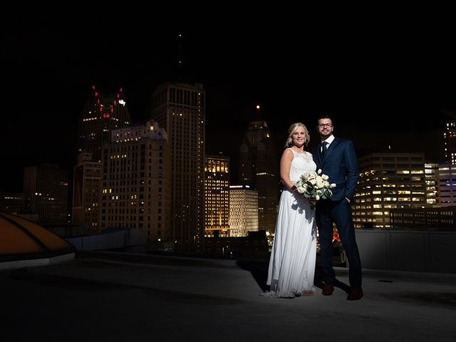 Kyle and Jessica's Wedding in Detroit, Michigan 2
