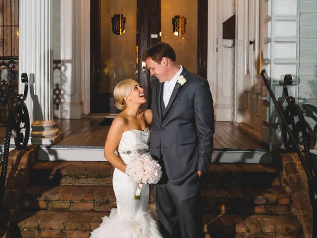 The wedding of Ryan and Tyler
