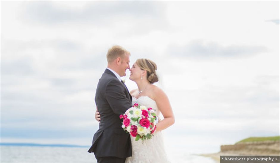 Jackie and John's Wedding in Mashpee, Massachusetts