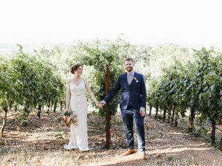 The wedding of Kate and Matt