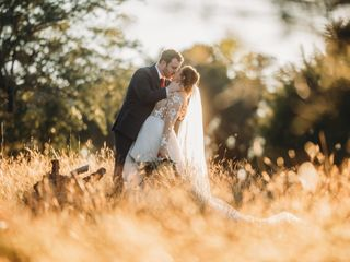 The wedding of Elsie Uribe and Keaton Holcomb