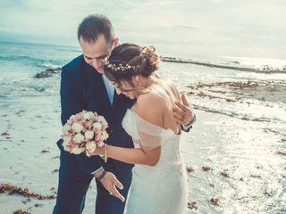 The wedding of Pamela and Arturo 3