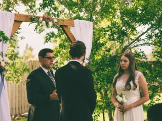 The wedding of Onica and Chase 2