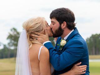 The wedding of Daniel and Jamie Lynn 3