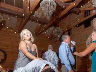 The wedding of Daniel and Jamie Lynn 2