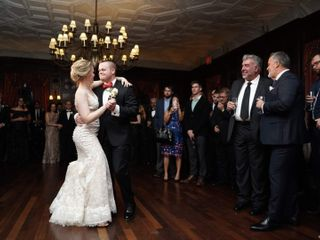 The wedding of Hayley  and Kyle 2