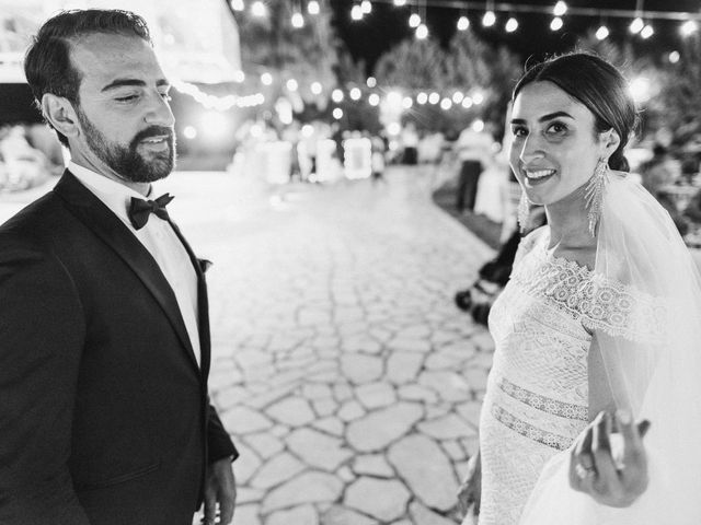 Anthony and Vicky's Wedding in Chania Town, Greece 8