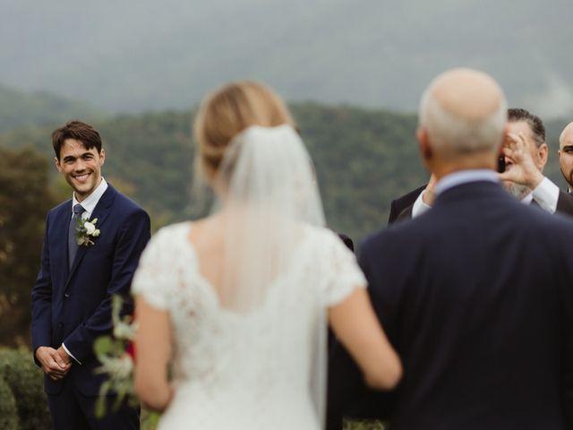 Brittany and Matthew's Wedding in Cashiers, North Carolina 13