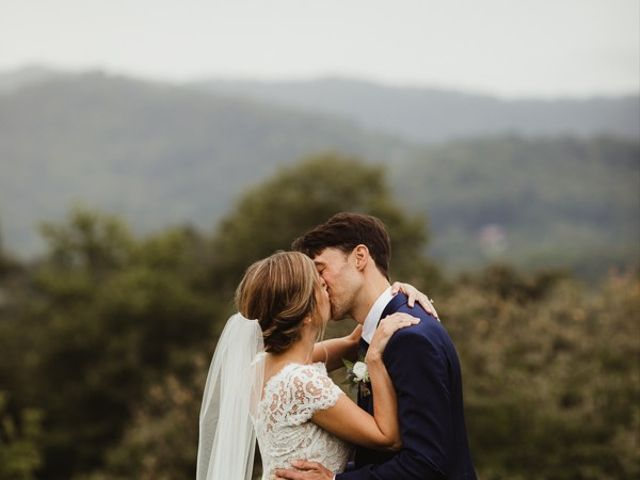 Brittany and Matthew's Wedding in Cashiers, North Carolina 18