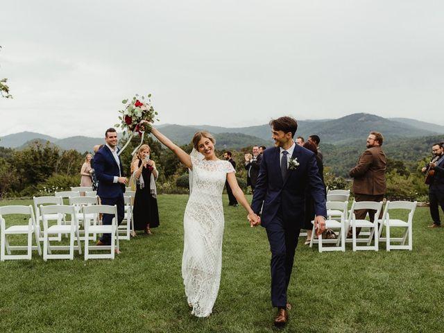 Brittany and Matthew's Wedding in Cashiers, North Carolina 19