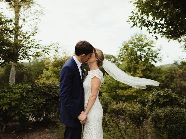 Brittany and Matthew's Wedding in Cashiers, North Carolina 24