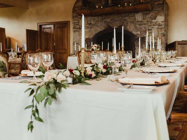Brittany and Matthew's Wedding in Cashiers, North Carolina 31