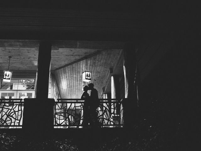 Brittany and Matthew's Wedding in Cashiers, North Carolina 34