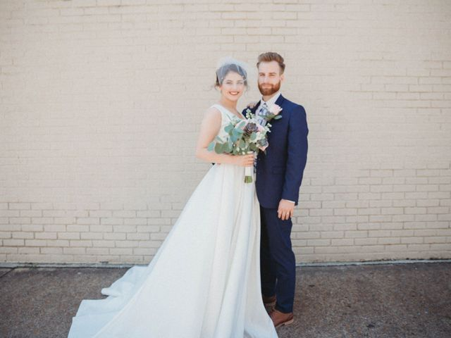 The wedding of Hannah and DJ Allen