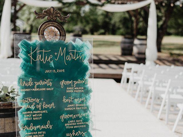 Katie and Martin's Wedding in Fredericksburg, Texas 8