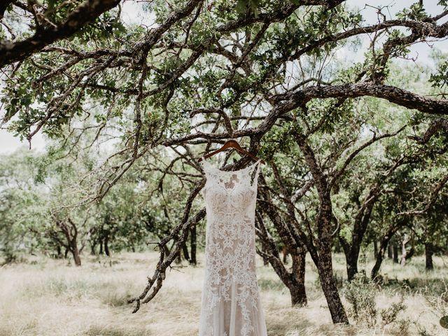 Katie and Martin's Wedding in Fredericksburg, Texas 10