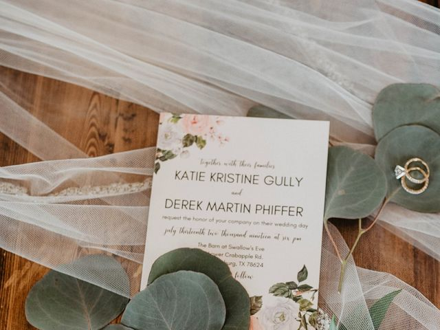 Katie and Martin's Wedding in Fredericksburg, Texas 17