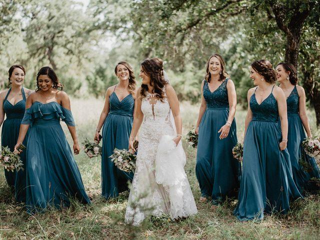 Katie and Martin's Wedding in Fredericksburg, Texas 21