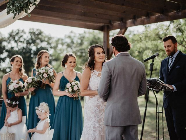 Katie and Martin's Wedding in Fredericksburg, Texas 25