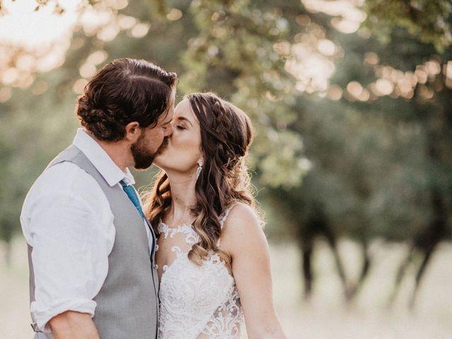 Katie and Martin's Wedding in Fredericksburg, Texas 32