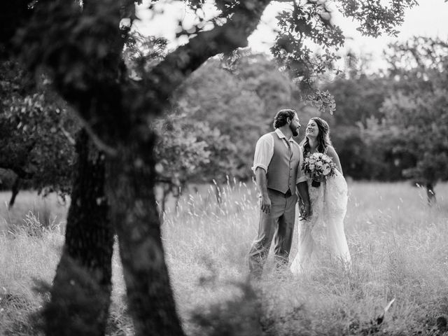 Katie and Martin's Wedding in Fredericksburg, Texas 33