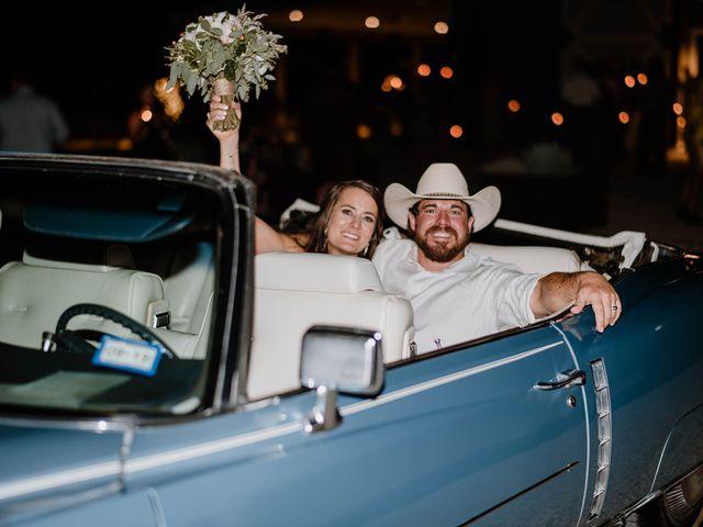 Katie and Martin's Wedding in Fredericksburg, Texas 39