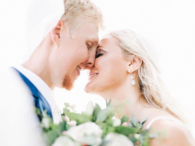 The wedding of Alyssa and Cody