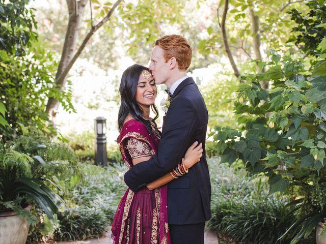 The wedding of Devana and Daniel