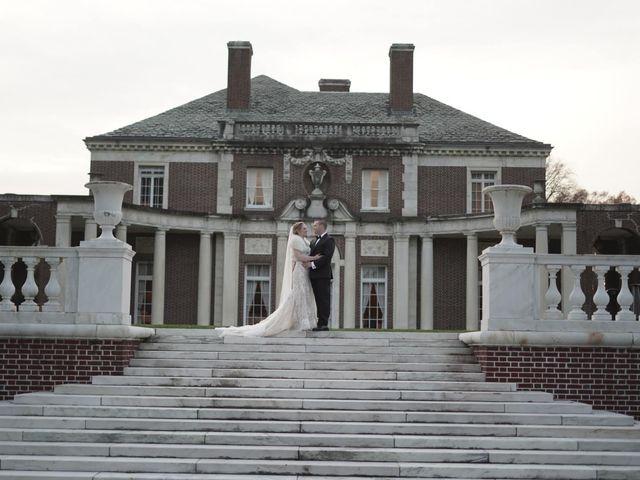 Kyle and Hayley 's Wedding in Glen Head, New York 2