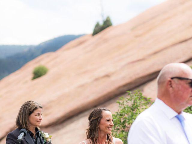 Deana and Meghan's Wedding in Denver, Colorado 22