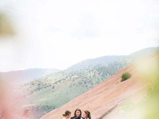 Deana and Meghan's Wedding in Denver, Colorado 29