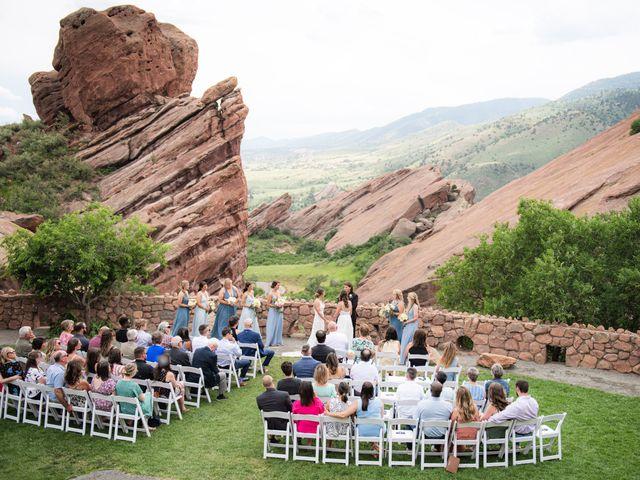 Deana and Meghan's Wedding in Denver, Colorado 31
