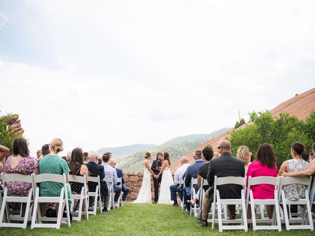 Deana and Meghan's Wedding in Denver, Colorado 32