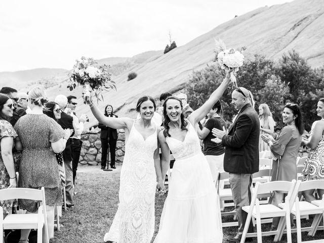 Deana and Meghan's Wedding in Denver, Colorado 34