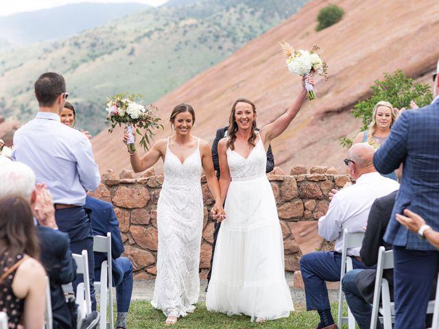 Deana and Meghan's Wedding in Denver, Colorado 1