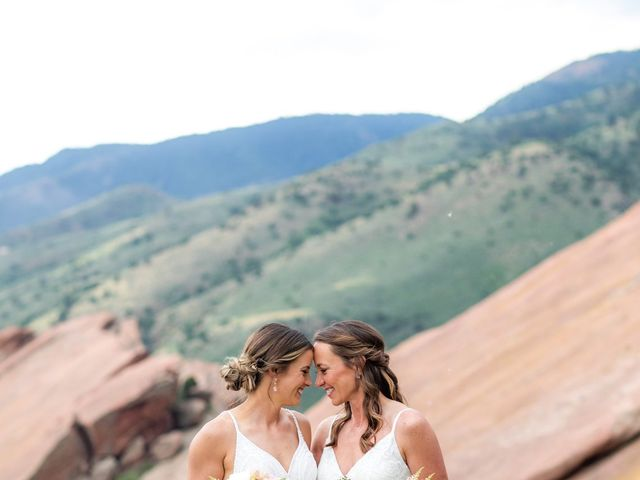 Deana and Meghan's Wedding in Denver, Colorado 40