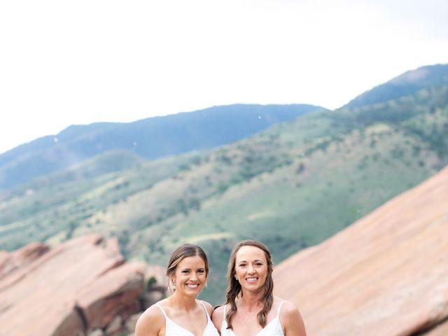 Deana and Meghan's Wedding in Denver, Colorado 41