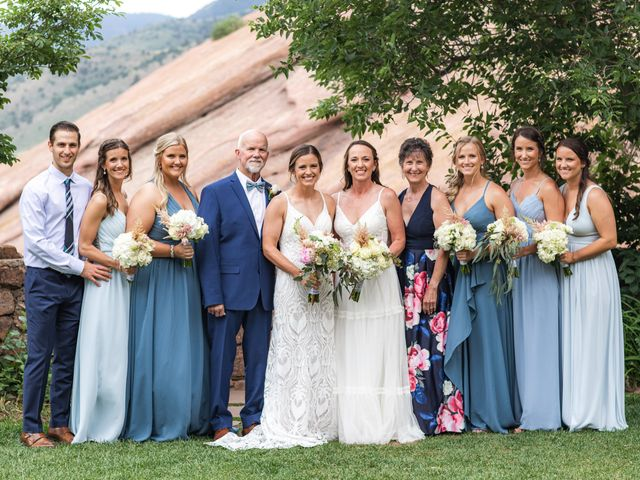 Deana and Meghan's Wedding in Denver, Colorado 44