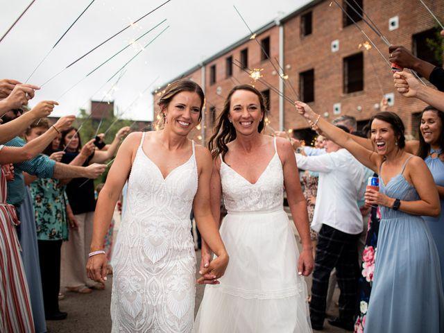 Deana and Meghan's Wedding in Denver, Colorado 55