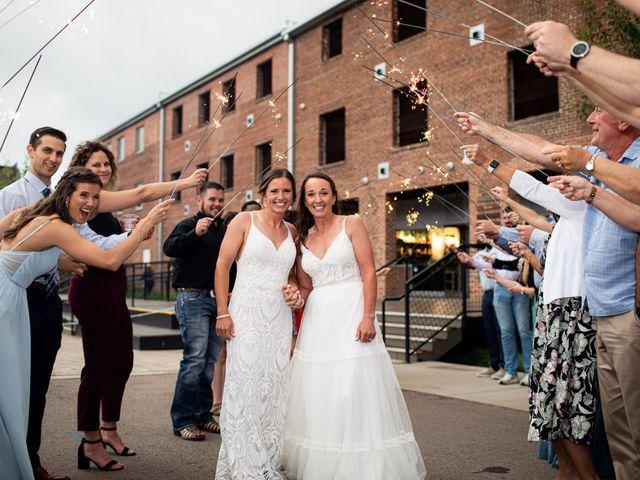 Deana and Meghan's Wedding in Denver, Colorado 57