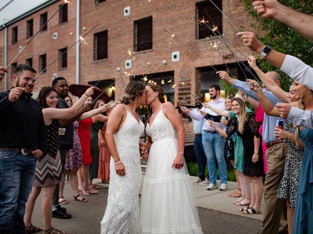 Deana and Meghan's Wedding in Denver, Colorado 58
