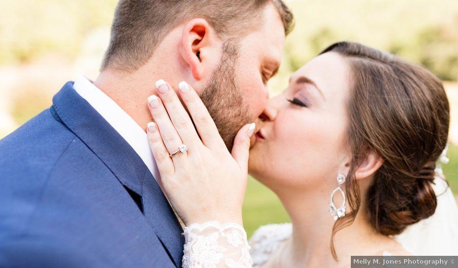 Jason and Whitley's Wedding in Pottsville, Arkansas