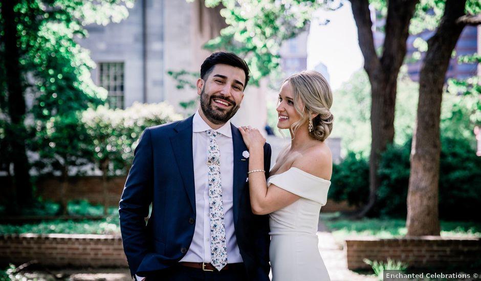 Dane and Caitlyn's Wedding in Philadelphia, Pennsylvania